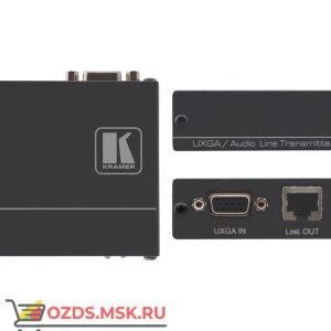 TP-121XL Передатчик VGA и звуковых стерео (аналог и S/PDIF) сигналов в витую пару (TP)
