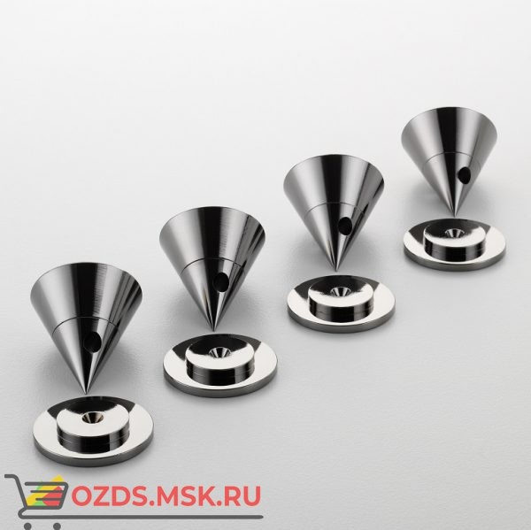 Металлический конус DALI CONES ADJUSTABLE BLACK CHROME (4 pcs)