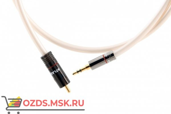 Atlas Element Metik, 0.75 м разъем 3,5 мм Integra RCA SP/DIF: Межблочный кабель
