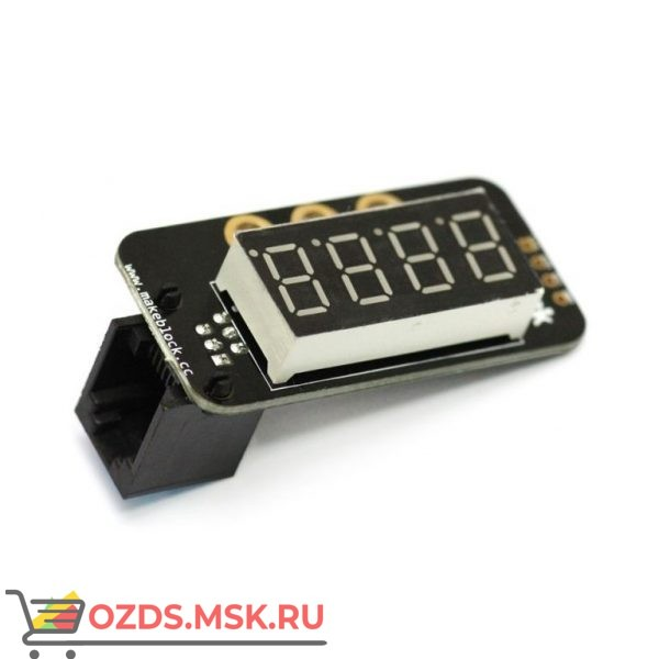 Дисплей Me 7-segment display-Red V1