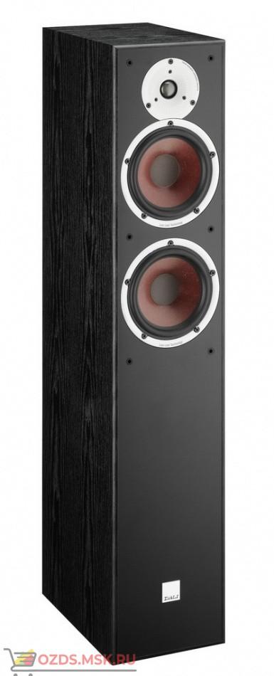 Напольная акустическая система DALI SPEKTOR 6 LC Цвет: Черный дуб BLACK ASH