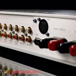 Интегрированный усилитель Densen Beat -120 PLUS black/gold