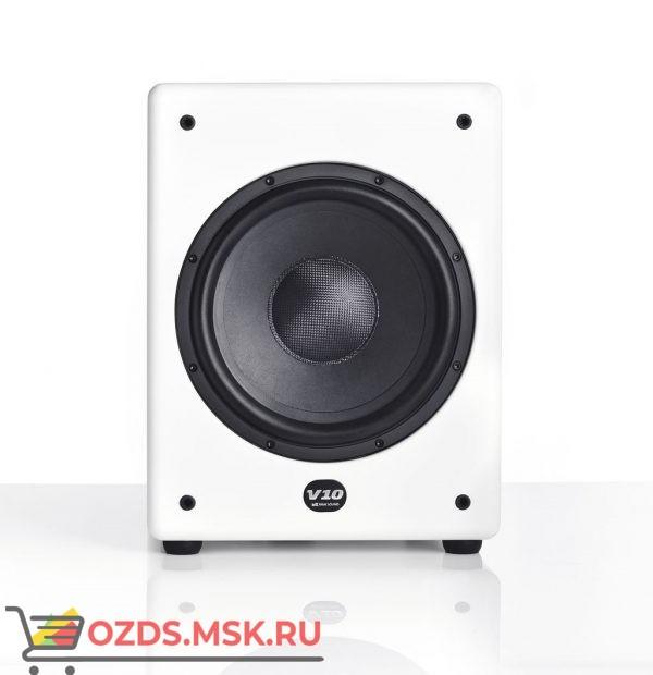 M&K Sound V10. Цвет: Матовый белый Satin/White Cloth
