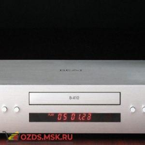 Densen Beat-410 XS black/chrome: Проигрыватель компакт-дисков