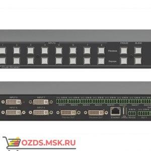 VP-772 Сдвоенный масштабатор DVI, HDMI, VGA, CV или YUV в VGA/YUV/DVI/HDMI