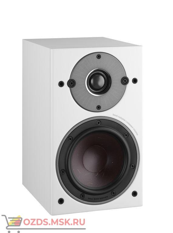 Полочная акустическая система DALI OBERON 1 Цвет: БелыйWHITE