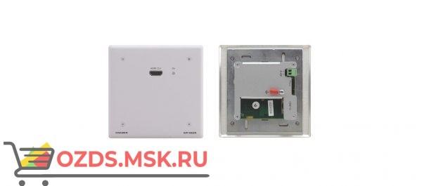 WP-580R/EU(W)-86 , до 70 м: Приёмник сигнала HDMI, RS-232 и ИК из кабеля витой пары (TP)