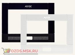 серии Modero NXD-500i цвет белый: Рамка АМХ для сенсорной панели