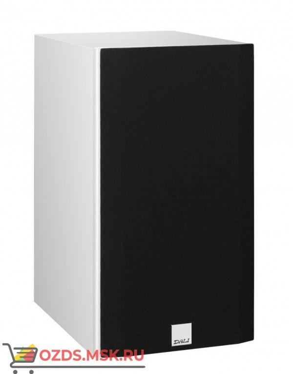 Полочная акустическая система DALI OPTICON 2 Цвет - белый WHITE