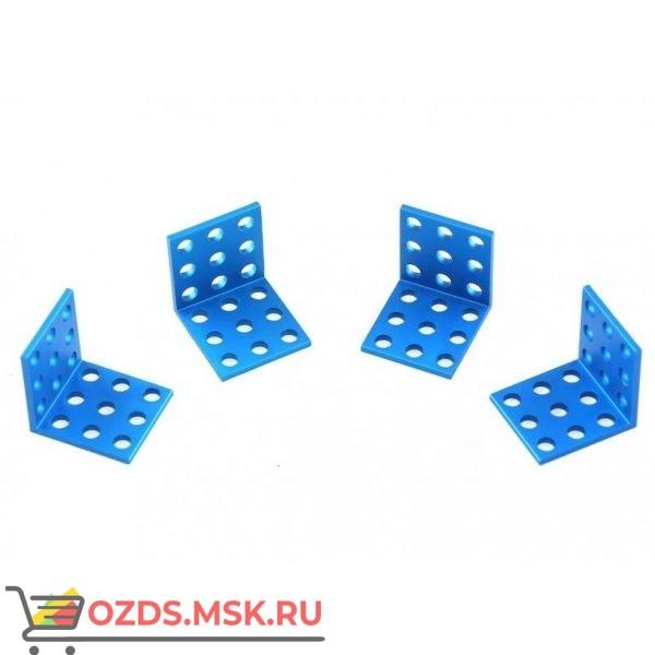Bracket 3х3-Blue (4 шт.): Кронштейн