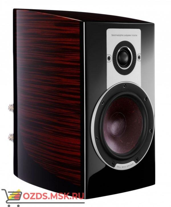 Полочная акустическая система DALI EPICON 2 Цвет: Рубиновый макассар RUBY MACASSAR