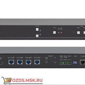 VM-214DT, поддержка 4К: Усилитель-распределитель 1/4 HDBaseT