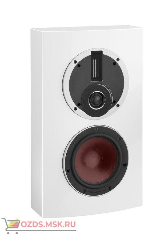 Настенная акустическая система DALI RUBICON LCR  Цвет: Белый глянцевый WHITE HIGH GLOSS