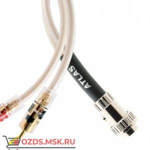 Atlas Element 0.75 м разъём DIN на RCA: Межблочный кабель