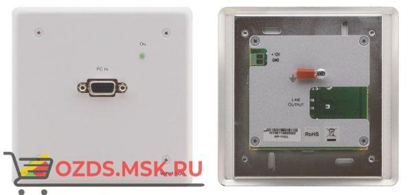 WP-110XL/EU(B)-86, эмулятор EDID, до 250 м, цвет черный: Передатчик VGA/YUV по витой паре