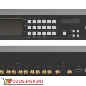 MV-6-MDМультиоконный процессор 6 каналов HD-SDI 3G в HDMI/HD-SDI 3G/CV; исполнение для медицинских систем