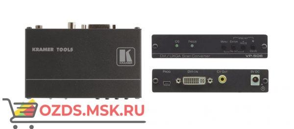 VP-506: Преобразователь частоты развертки сигналов DVI и VGA
