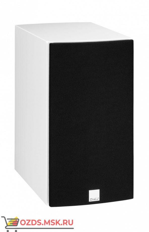 Полочная акустическая система DALI RUBICON 2 Цвет: Белый глянцевый WHITE HIGH GLOSS