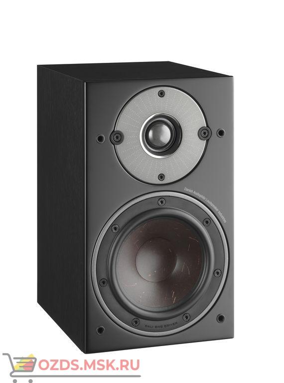 Полочная акустическая система DALI OBERON 1 Цвет: Черный дуб BLACK ASH