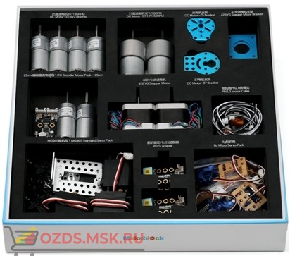 Набор двигателей MakerSpace Kits-Motor Modules