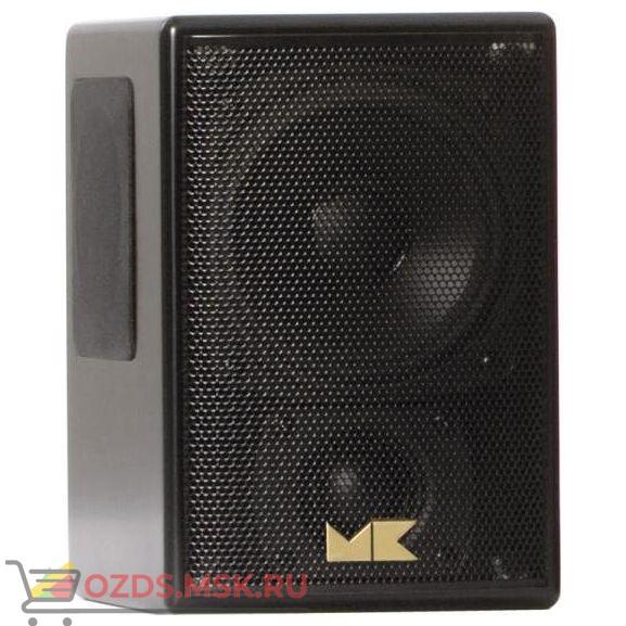 Трипольные акустические системы M&K Sound M4T Цвет: Матовый черный. Пара.
