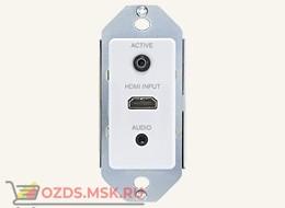 модуль PX-HDMI+A-DE-W Wallplate Transmitter, HDMI Pass-Thru, Decora Style, белый