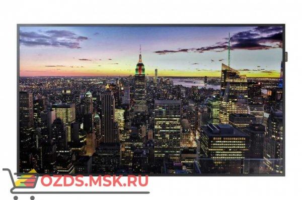 Samsung QM75F 75″: ЖК-панель