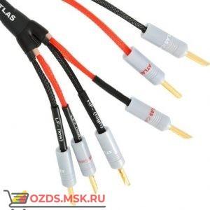 Акустический кабель Atlas Element Bi-Wire, в метрах на катушке