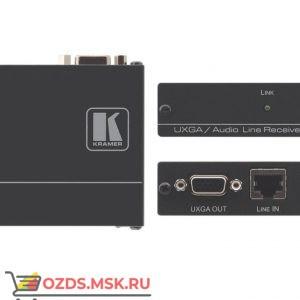 TP-122XL: Приемник VGA и звуковых стерео (аналог и S/PDIF) сигналов из витой пары (TP), с регулировкой уровня и АЧХ