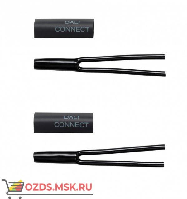 Разветвитель для кабеля DALI SC DUAL Цвет: Черный BLACK