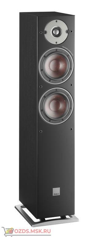 Напольная акустическая система DALI OBERON 5 Цвет: Черный дуб BLACK ASH