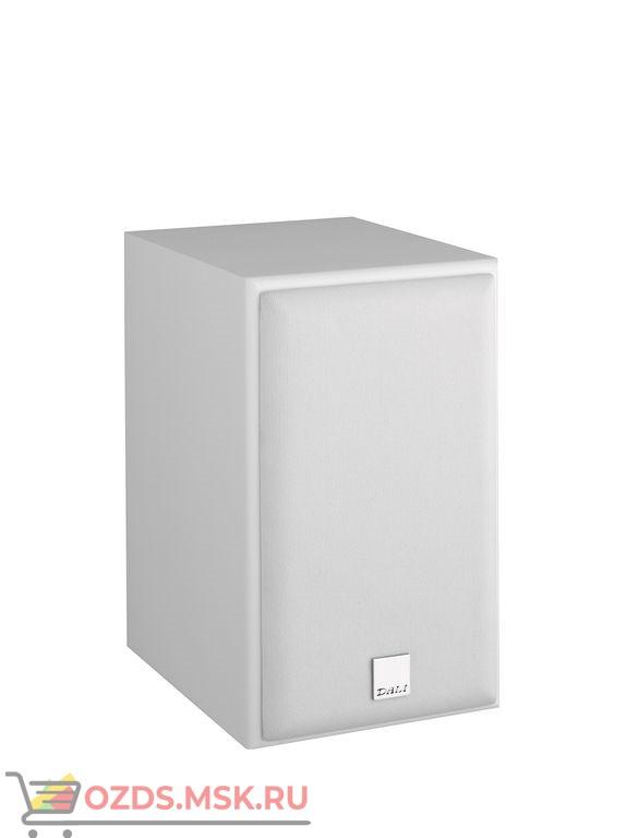 Полочная акустическая система DALI SPEKTOR 1 Цвет - белый WHITE