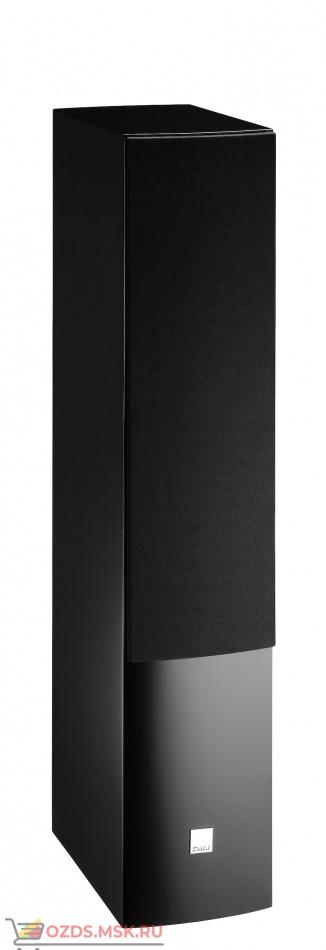 Напольная акустическая система DALI RUBICON 6 Цвет: Черный глянцевый BLACK HIGH GLOSS