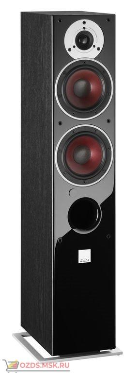 Напольная активная акустическая система DALI ZENSOR 5 AX Цвет: Черный дуб BLACK ASH