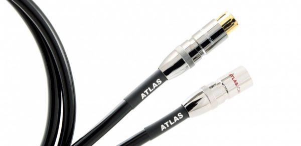 Atlas Hyper Symmetrical 0.5 м разъем XLR: Межкомпонентный кабель