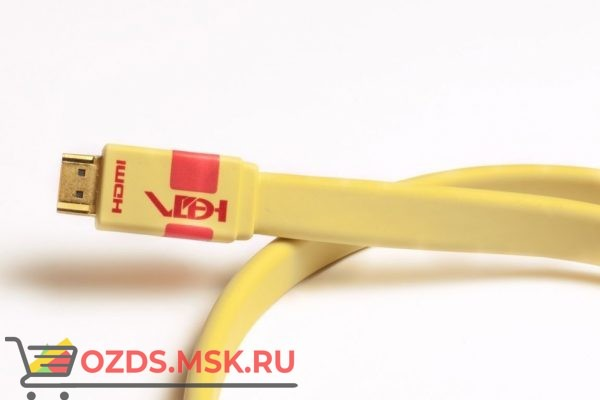 Кабель HDMI Van den Hul Flat HEAC Длина 2 метра