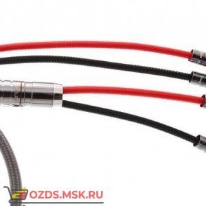 Акустический кабель Atlas Ascent 3.5, 5.0 м разъем типа Лопаточка позолоченный
