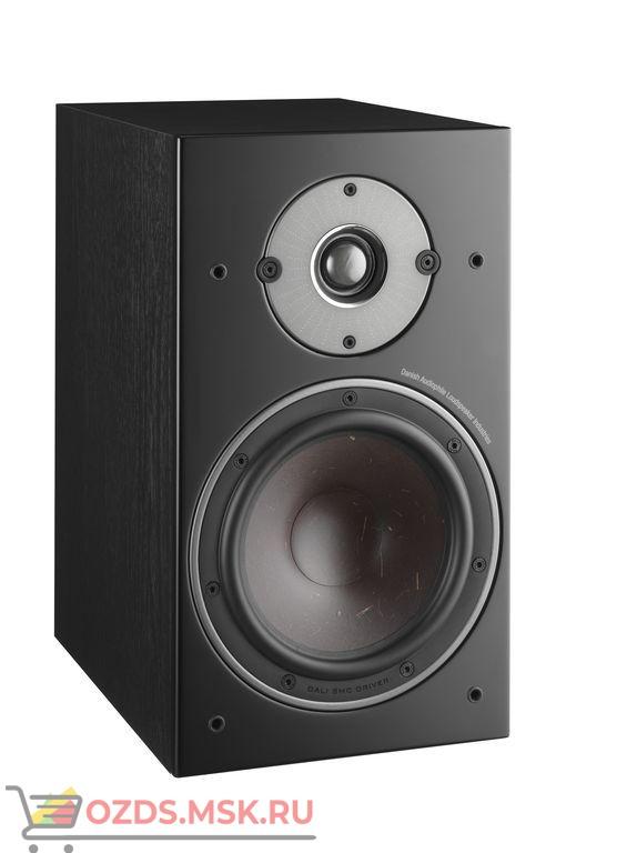 Полочная акустическая система DALI OBERON 3 Цвет: Черный дуб BLACK ASH