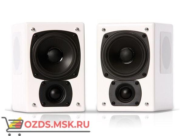 Трипольные акустические системы M&K Sound M4T Цвет: Матовый белый. Пара.