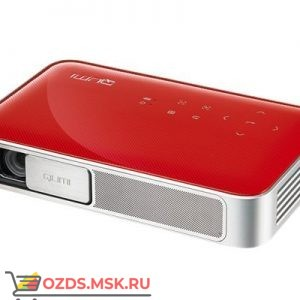 Vivitek Qumi Q38-RD (красный): Мультимедийный ультрапортативный LED-проектор