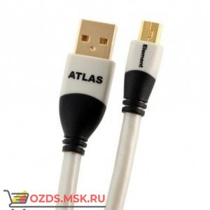 Кабель  Atlas Element разъемом mini USB, 0,5 метра