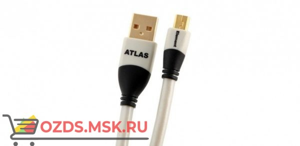 Кабель  Atlas Element разъемом mini USB, 0,5 метра