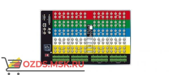 Sierra Pro XL 1616V5R-XL Матричный коммутатор 16х16 RGBHV; резервированный блок питания