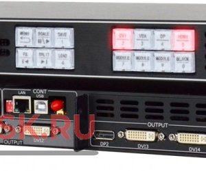 RGBlink X1pro: Универсальный масштабатор и коммутатор