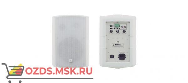 TAVOR 6-O (PAIR)/BLACK Пара активных акустических систем настенной установки для использования в помещениях; усилитель 2х50 Вт, цвет черный