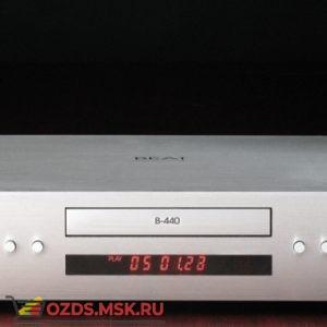 Densen Beat-420 XS black/chrome: Проигрыватель компакт-дисков