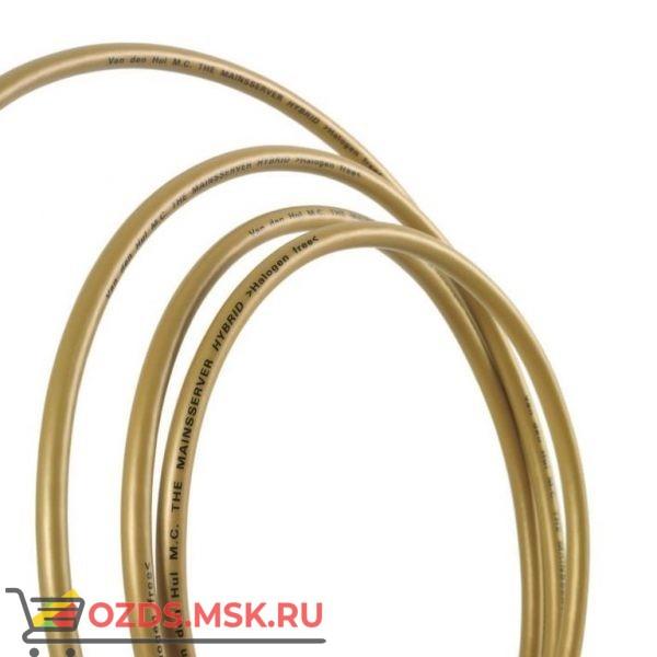 Сетевой кабель Van den Hul M.C. The Mainsserver Hybrid Длина 1,5 метра Разъем Schuko > IEC