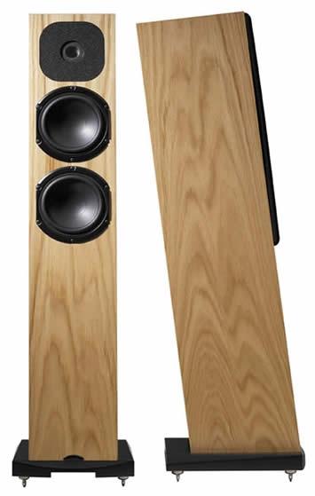 Напольные акустические системы Neat Motive SX1. Цвет: Натуральный дуб