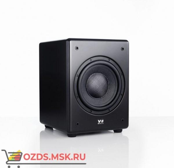M&K Sound V8. Цвет: Матовый черный Satin/Black Cloth