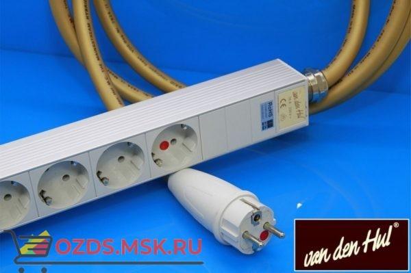 Сетевой разветвитель Van den Hul M.C. The Mainsstream Hybrid Powerblock Длина 1,5 метра на 7 розеток